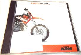 amazon com new ktm oem repair manual disk dvd 2011 2015 350 sx