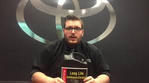 lexus toyota spinelli toyota coolant vs aftermarket or general coolant mississauga