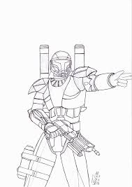 star wars coloring pages clone troopers star wars clone