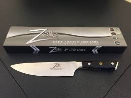 awesome kitchen knives this is the sneak preview of the awesome zelite infinity 8