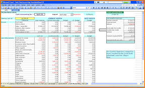 Small Business Bookkeeping Template Excel Excel Spreadsheet For Small Business Accounting Laobingkaisuo Com