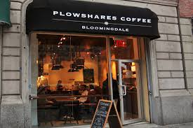 Coffee Shop In New York Plowshares Coffee Upper West Side Coffee Cup Adventures