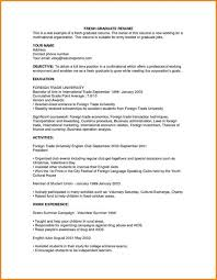 resume for graduate school exle resume exle graduate 28 images exle of objectives in resume for