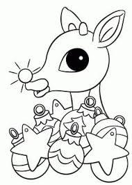 cartoon reindeer coloring pages echo u0027s christmas reindeer cartoon