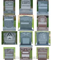headstone designs granite gravestone headstone traditional designs from united