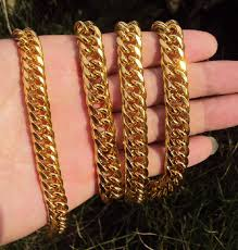 yellow gold cuban link bracelet images Abjcoin decentralized marketplace mens heavy yellow gold gf jpg