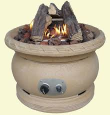 Outdoor Gas Fire Pit Outdoor Gas Fire Pit Ceramic Logs Fire Pit Design Ideas