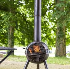 Sale Chiminea Large Chiminea With Cooking Grill By Oxford Barbecues