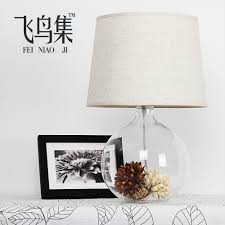 Cheap Bedside Lamps Online Get Cheap Scandinavian Table Lamps Aliexpress Com