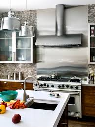 Kitchen Backsplash Contemporary Kitchen Other Cabinets Contemporary Capital Hill Kitchen With Stainless Steel