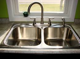 double sinks kitchen top 41 common home depot moen faucets boardwalk modern kitchen