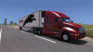 t2000 kenworth truck parts viajando con el kenworth t2000 american truck simulator 1 6 youtube