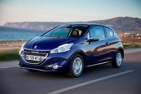 peugeot small car top ten best small cars in 2012 car news reviews u0026 buyers guides