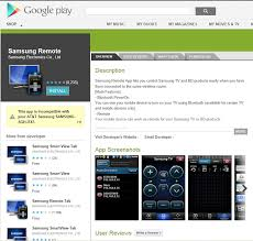samsung remote app android samsung remote tv app get error this app is incompatible with