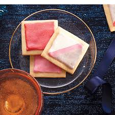 painted square butter cookies chatelaine