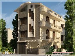 apartments modern 3 story house storey house plan modern story