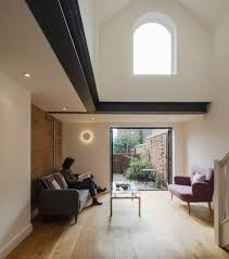 Laminate Flooring Birmingham Uk Intervention Architecture Transforms Coach House Into Writer U0027s Home