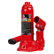 Craftsman 1 5 Ton Floor Jack by Big Red 2 Ton Bottle Jack T90203 The Home Depot
