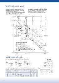 Standard Handrail Height Uk Steelway Brochure Core Products09