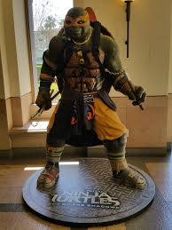 teenage mutant ninja turtles 2 statue images paramount collider