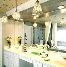 Recessed Light Bathroom Wonderful Lighting Additional Bathroom Vanity Lights Inspirational