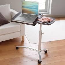 Laptops Desks Rolling Laptop Computer Desks At Brookstone Buy Now Myron S