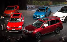 subaru forester red 2016 2017 subaru forester keeping up with the joneses the car guide