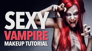 vampire makeup tutorial youtube