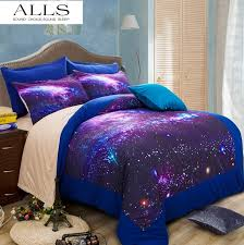 Space Bedding Twin Hipster Galaxy 3d Bedding Set Universe Outer Space Themed Galaxy