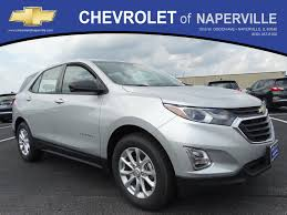 new 2018 chevrolet equinox ls sport utility in naperville t6460