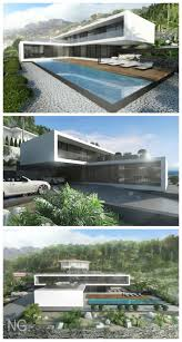 modern villa 210 best modern villa design images on pinterest architecture