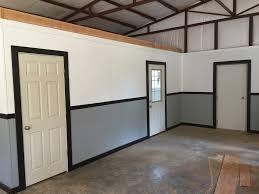 garage interior wall covering finishing walls paneling ideas