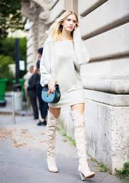 sweater dress and 15 ways to style a sweater dress closetful of clothes