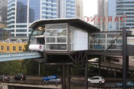 monorail darling harbour sydney wallpapers monorail stopped for passengers at darling park station wongm u0027s