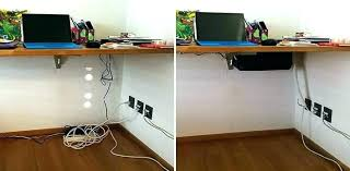 standing desk cable management desk with cable management small standing desk cable management tray