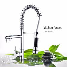 online get cheap kitchen faucet spring neck aliexpress com