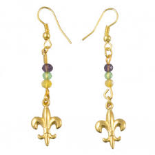 mardi gras earrings earrings mardigrasoutlet