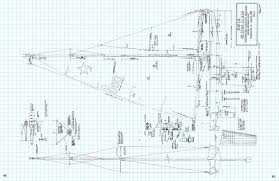 model boat compendium line drawing and templates plans for