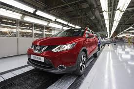nissan qashqai nearly new nissan has already built the 500 000th new generation qashqai
