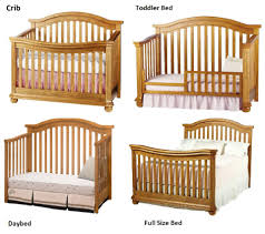 when to convert from crib to toddler bed sorelle vista elite 4 in 1 convertible crib vintage frost