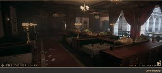 Lighting Environments Naughty Dog Hires The Order 1886 Environment And Lighting Artists