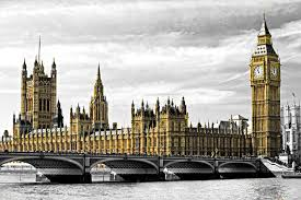 chambre du parlement big ben la chambre du parlement et de la passerelle de westminster