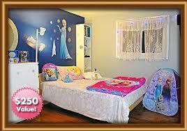 Disney Frozen Bedroom by Showcase Disney Frozen Bedroom Makeover Mommomonthego Com