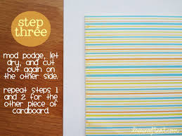 cereal box crafts turn a cereal box into a notebook live craft eat