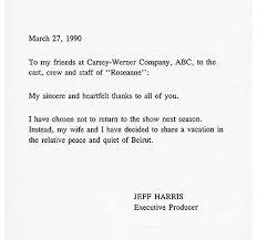 letters of resignation sample nursing resignation letter