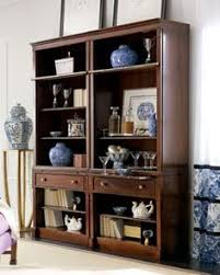 Elegant Bookcases Retail Built In Bookshelves Classic Bookcase Wall Unit Home