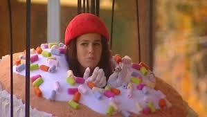 Cupcake Costume Rachel Rice In Cupcake Costume On U003ci U003ebig Brother U003c I U003e