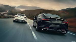 dark green lexus 2018 lexus lc luxury coupe lexus com