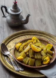 comment cuisiner les cardons tajine de viande aux cardons et aux olives طاجين الخرشوف tajine