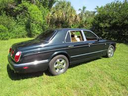 bentley green 1999 bentley arnage green label vintage motors of sarasota inc